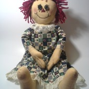 Raggedy Ann Prim Apple Dress2