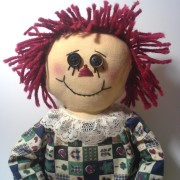 Raggedy Ann Prim Apple Dress3