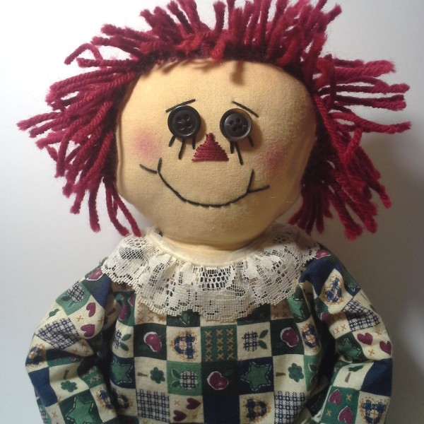 Happy Raggedy Ann